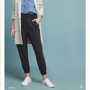 Anthropologie cicerone maeve joggers NWT